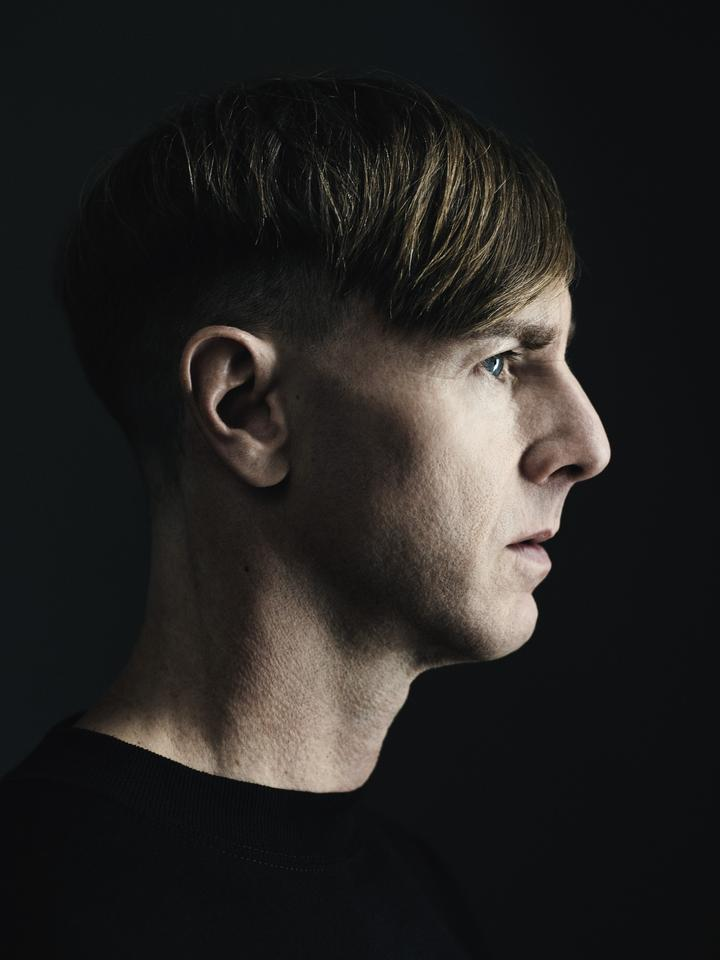 Richie Hawtin Portrait Closer