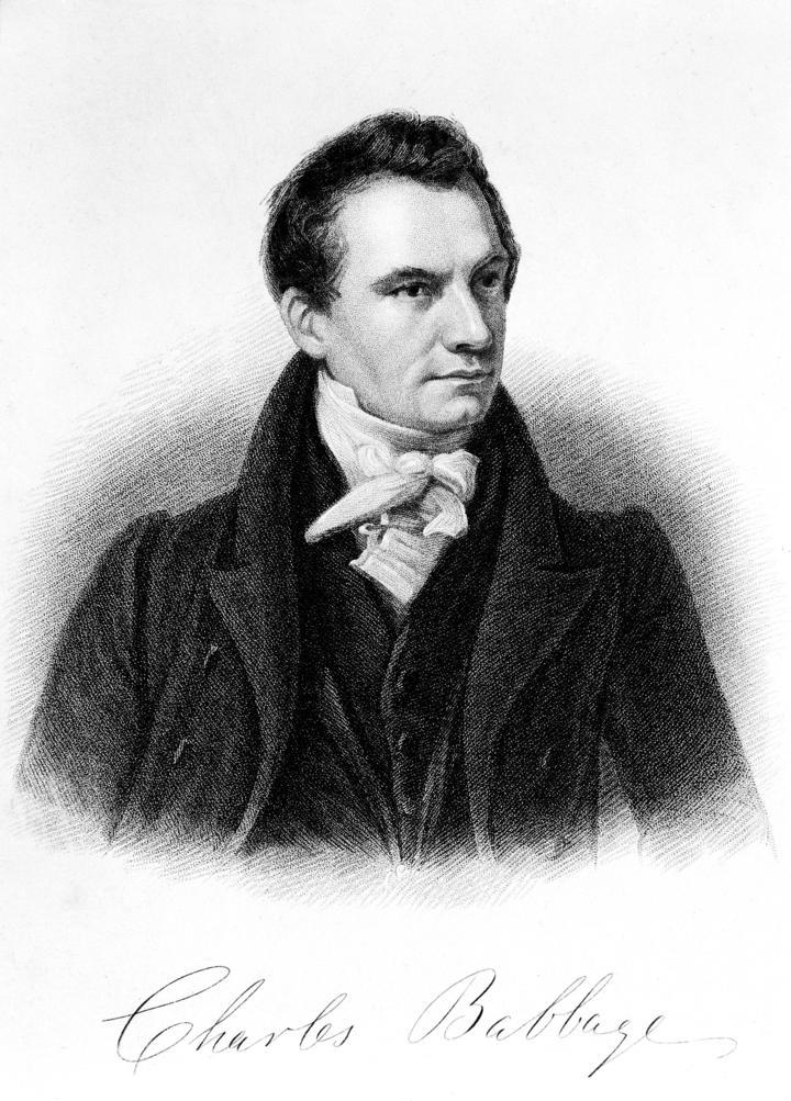 UDC 4-4 Charles Babbage