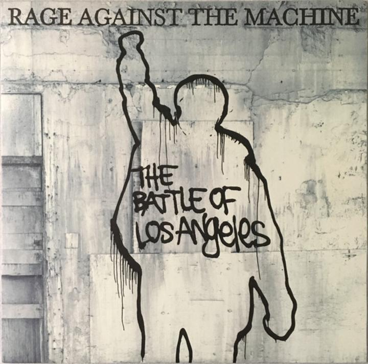 Rage Against The Machine The Battle of Los Angeles Cover