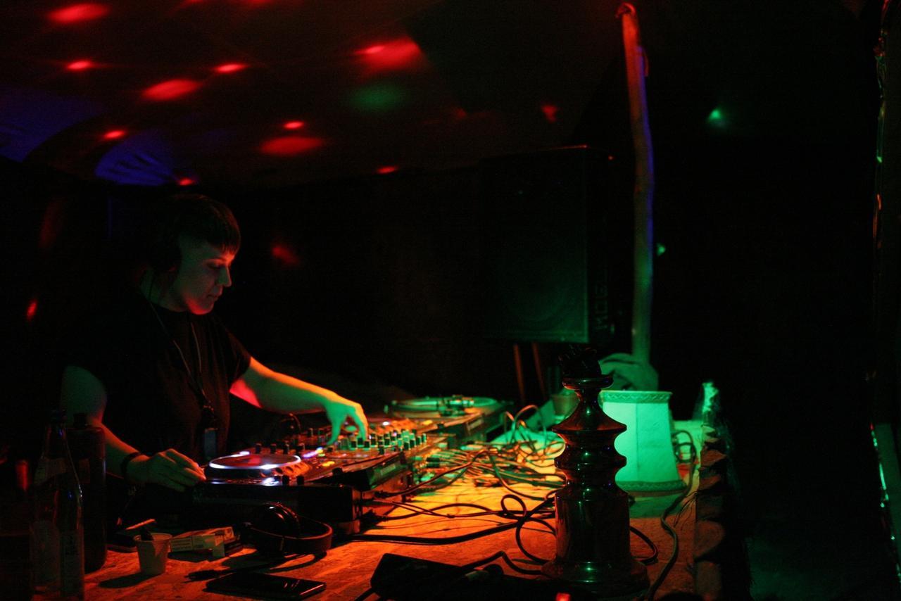 Omoh Party 03 DJ Alexandr