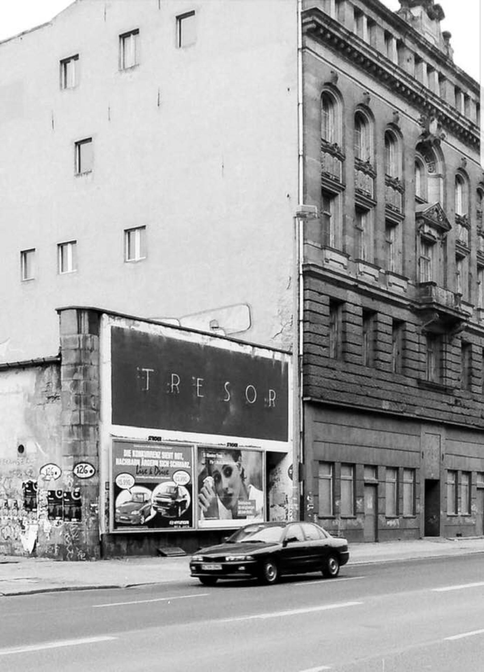 Tresor Leipziger Straße
