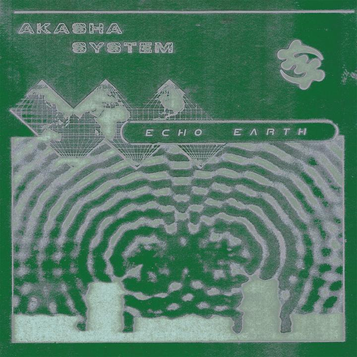Akasha System Echo Earth Walkman Cover