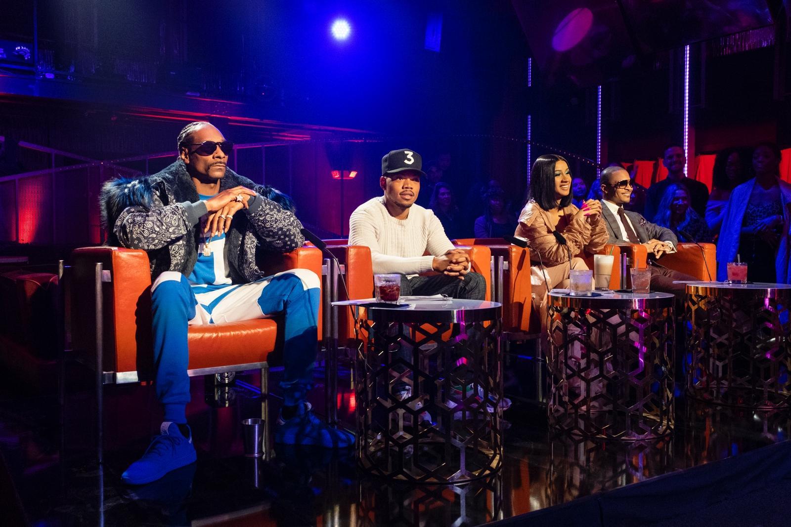Hängengeblieben 2019 Rap