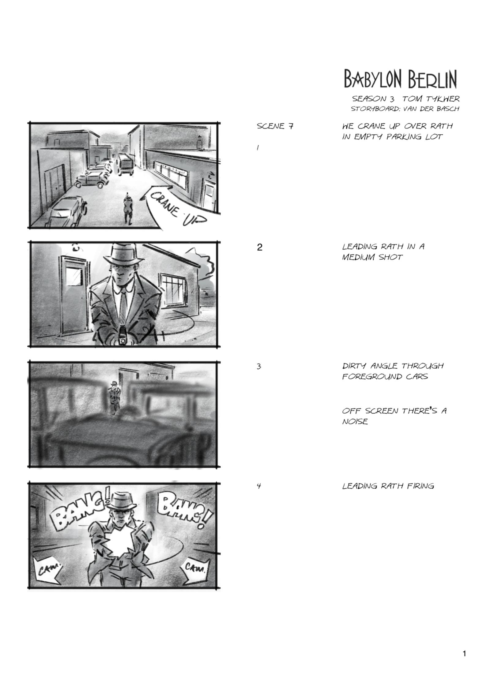 Babylon Berlin Storyboard 01