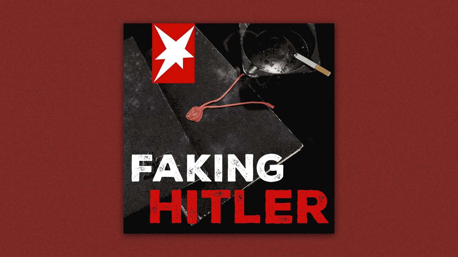 stern podcast faking hitler start