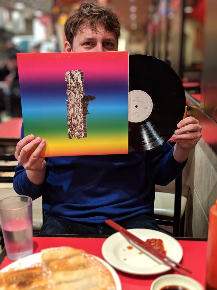 Henrik Jacobsen Abe Vinyl