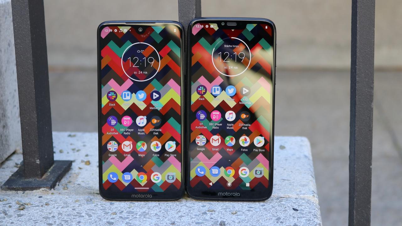 Moto G7 Review - lede
