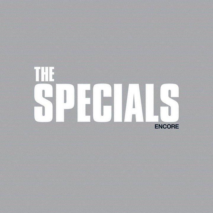 The Specials Encore Walkman Cover