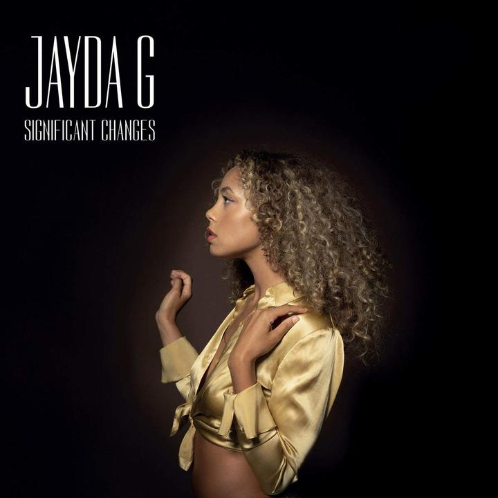 Jayda G Significant Changes Cover