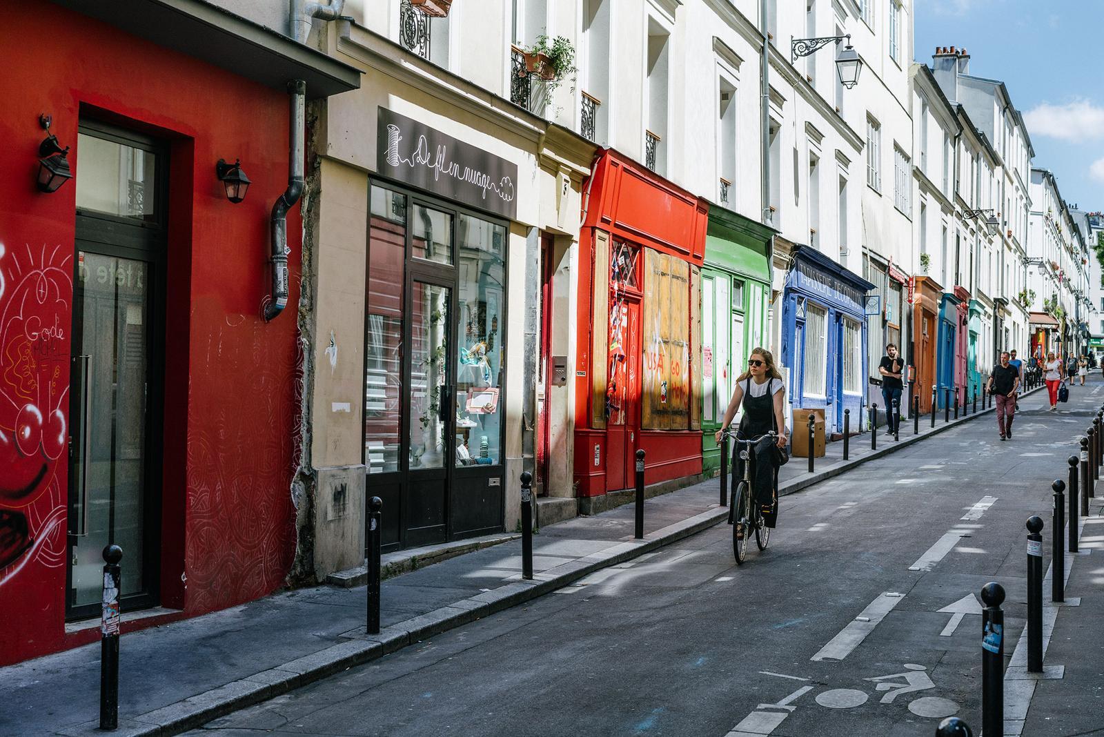 Linda Granebring Paris FvF