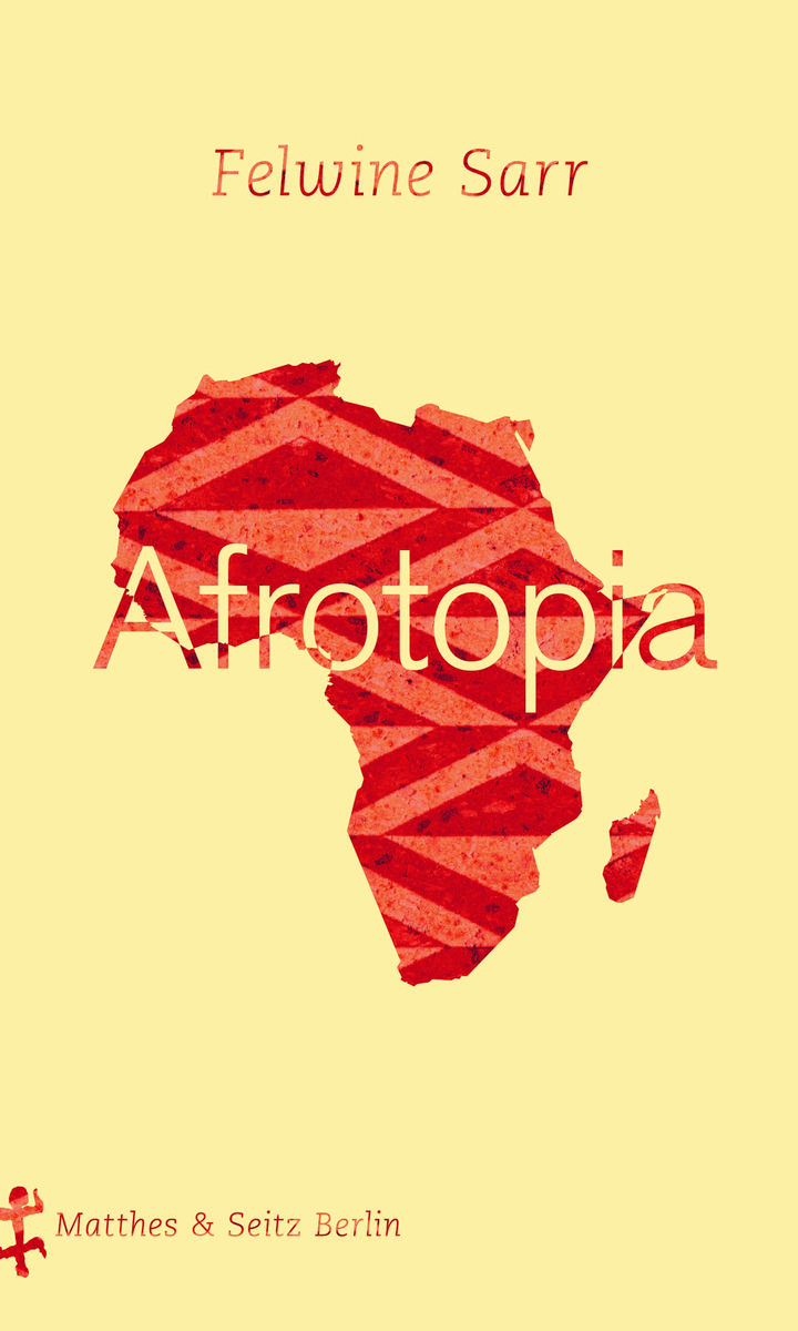 Afrotopia Cover