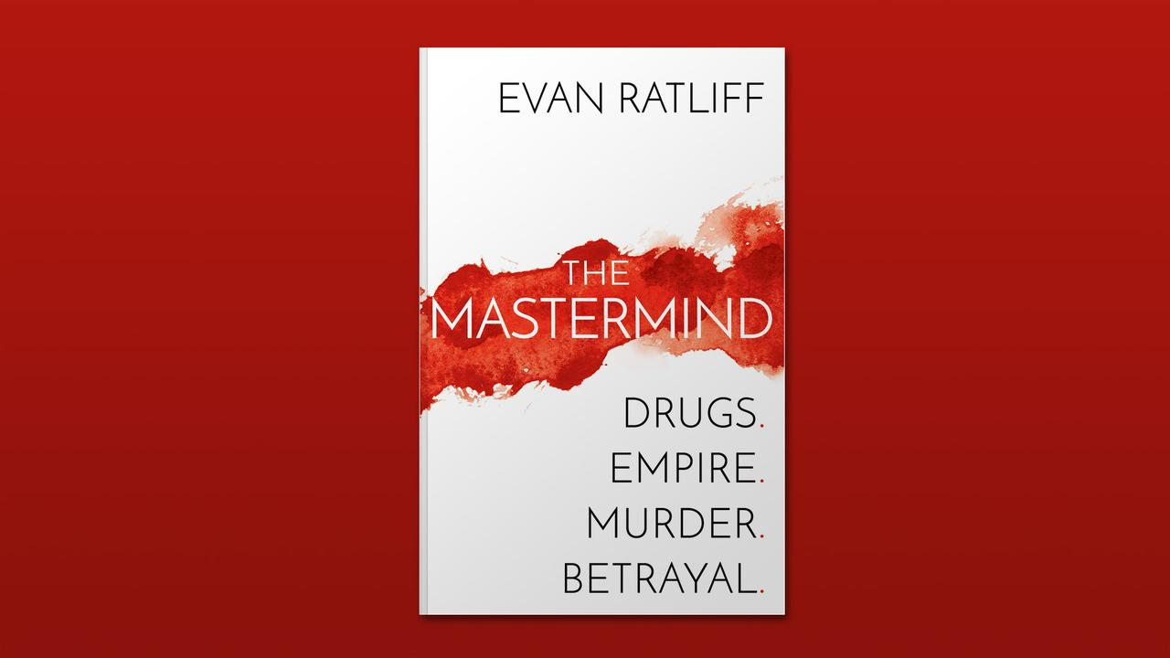 buch cover mastermind