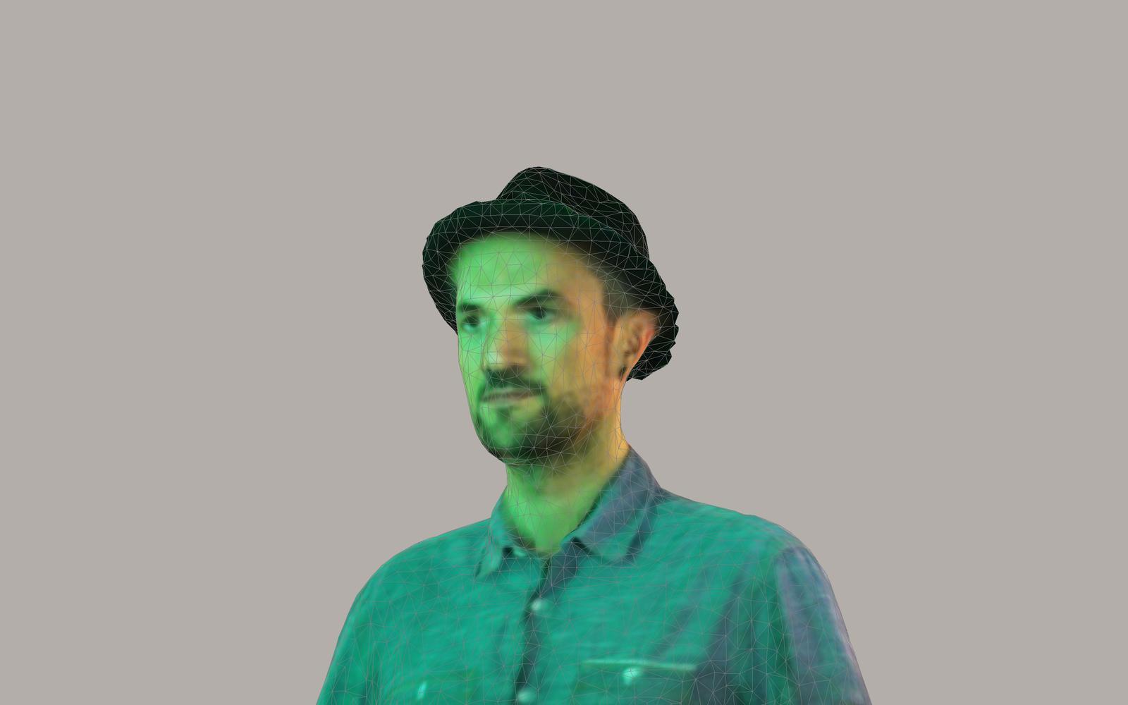 Martin Backes Porträt
