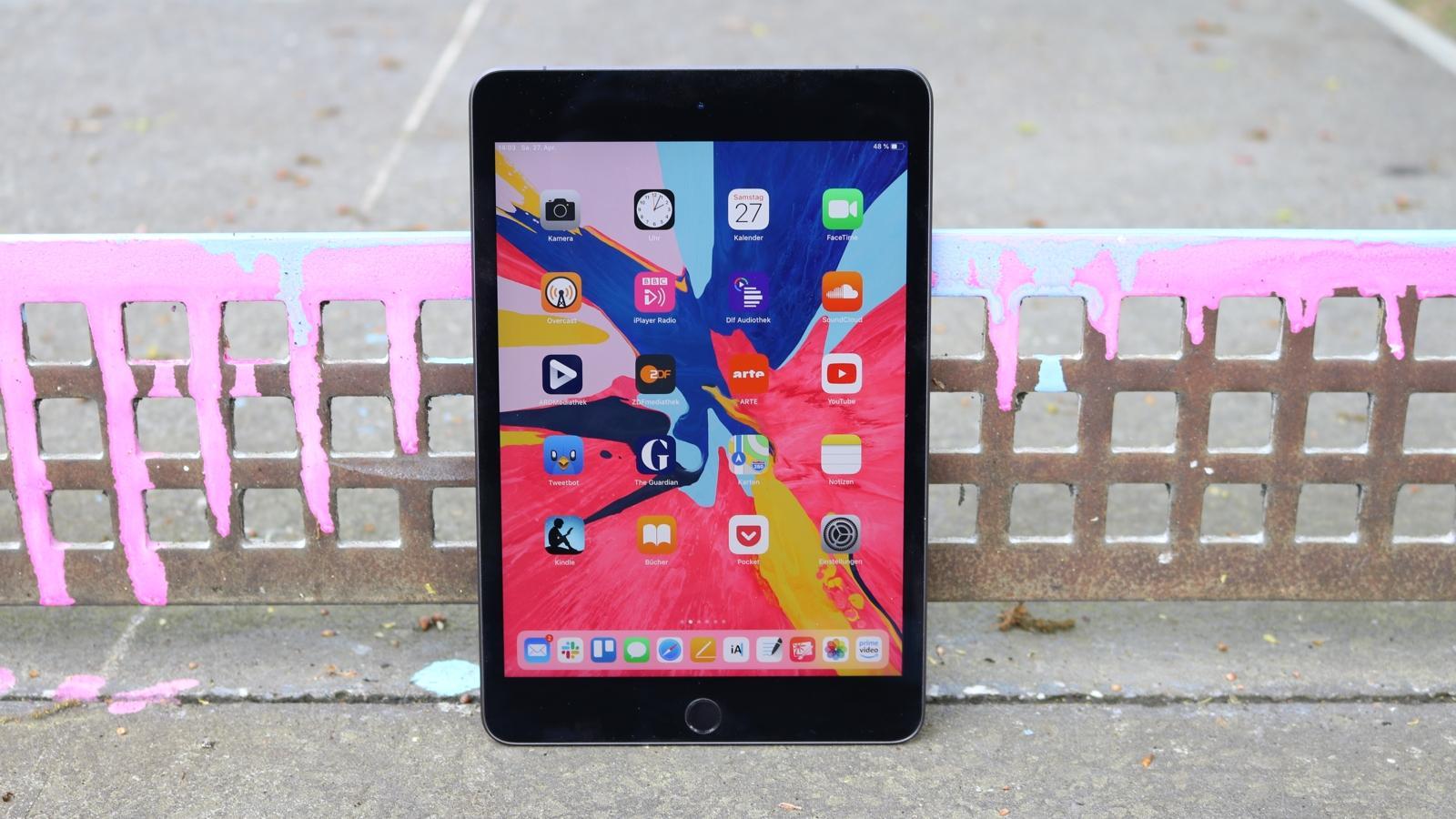 Review iPad mini lede