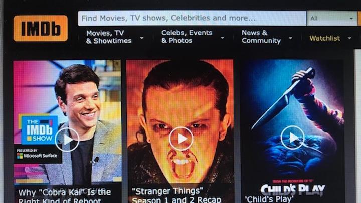 imdb screenshot