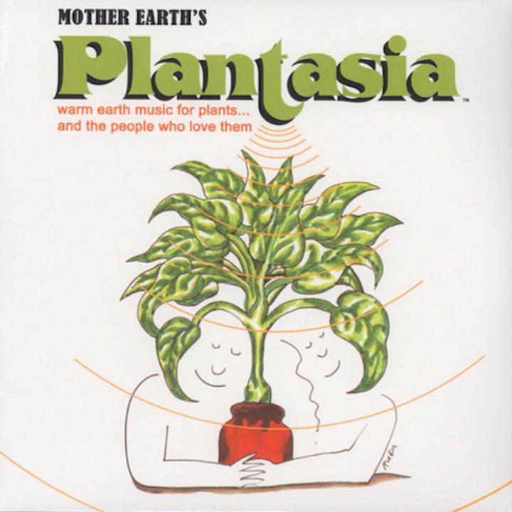 Mort Garson Plantasia Cover