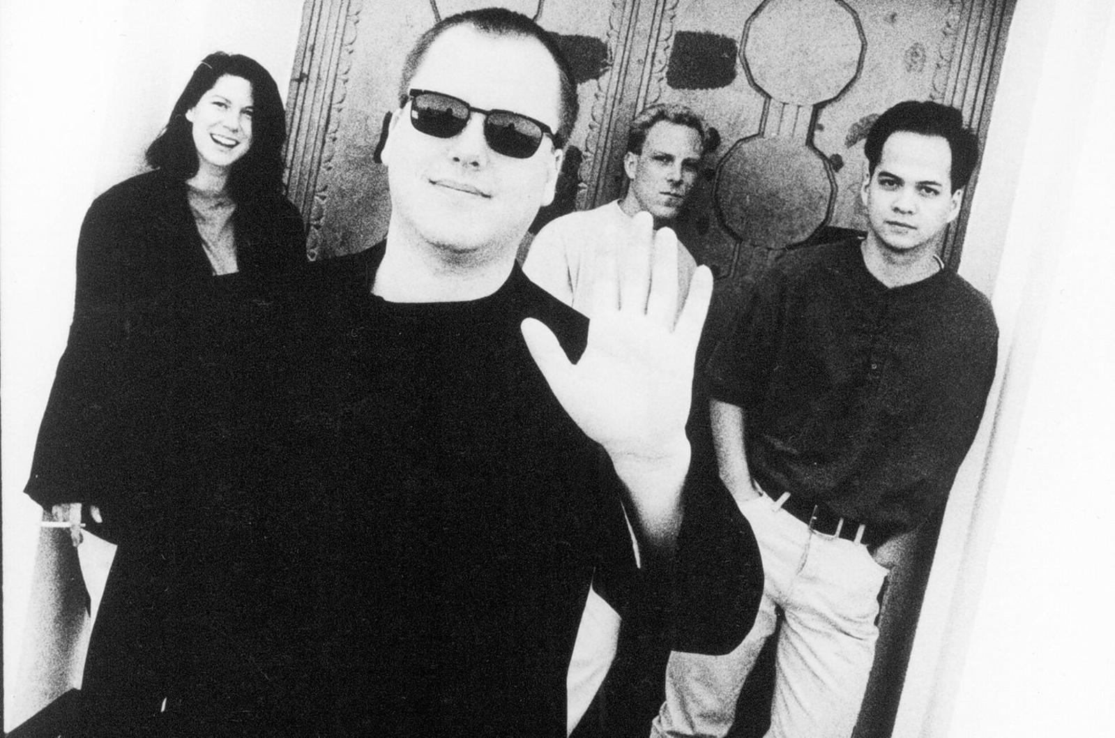 Pixies Porträt