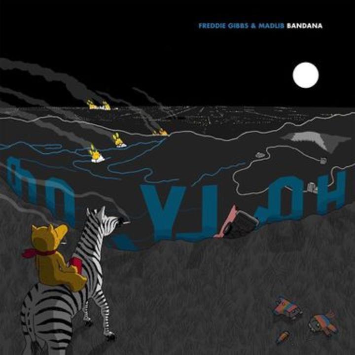 Freddie Gibbs & Madlib Bandana Cover