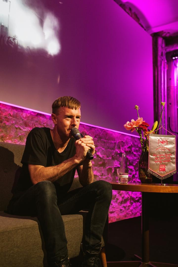 TEB Podcast Richie Hawtin in der Factory Berlin 2