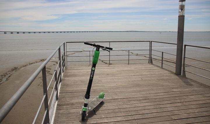 E-Scooter Strand LL