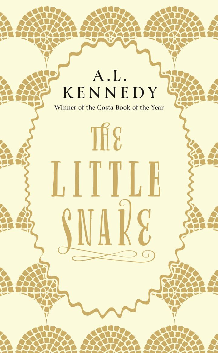A.L. Kennedy - The Little Snake - Cover