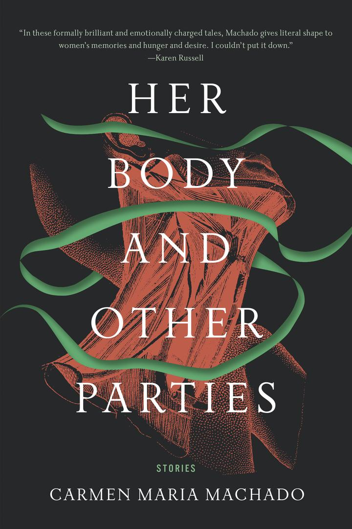 Carmen Maria Machado - Her Body and Other Parties - Cover