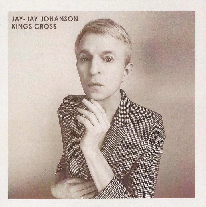 Jay-Jay Johanson Kings Cross Cover