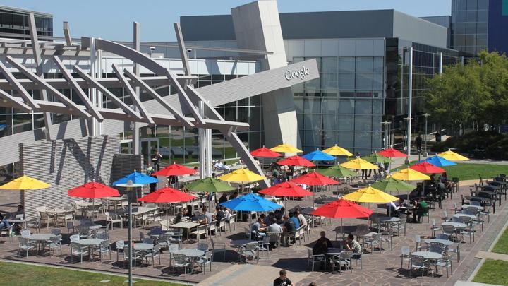 Google Campus neu