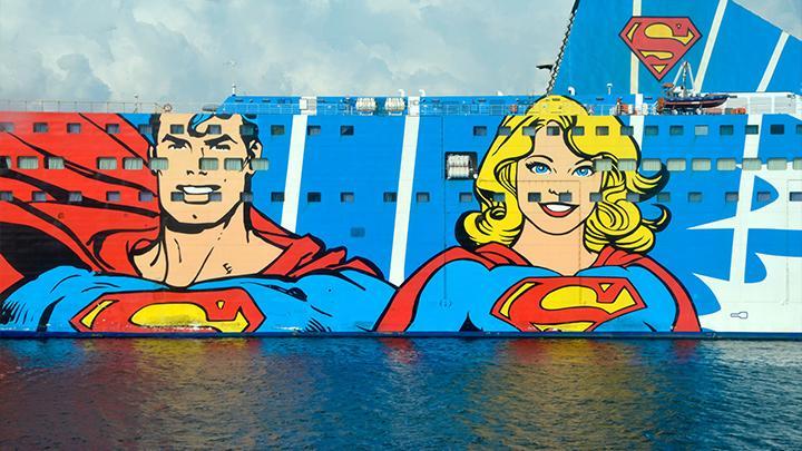 superman superwoman leseliste