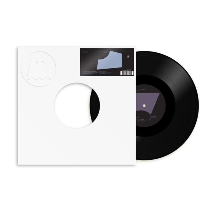 Lusine Retrace EP Cover