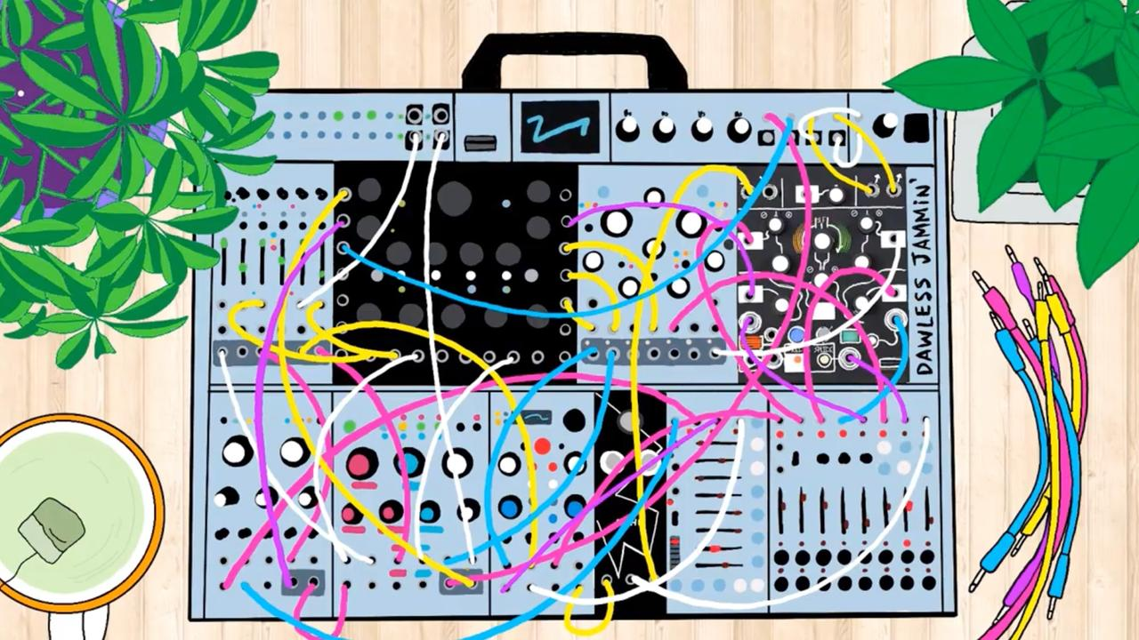 Modular and chill lede