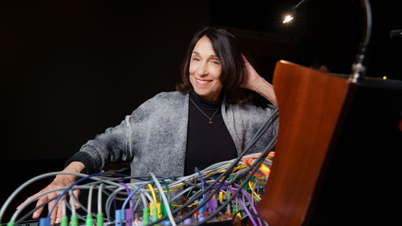 Suzanne Ciani in Berlin 01