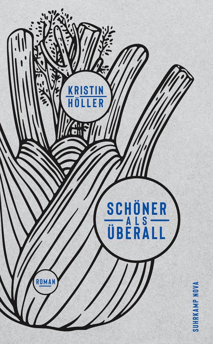 Pageturner Oktober 2019 Kristin Höller Schöner als überall Cover