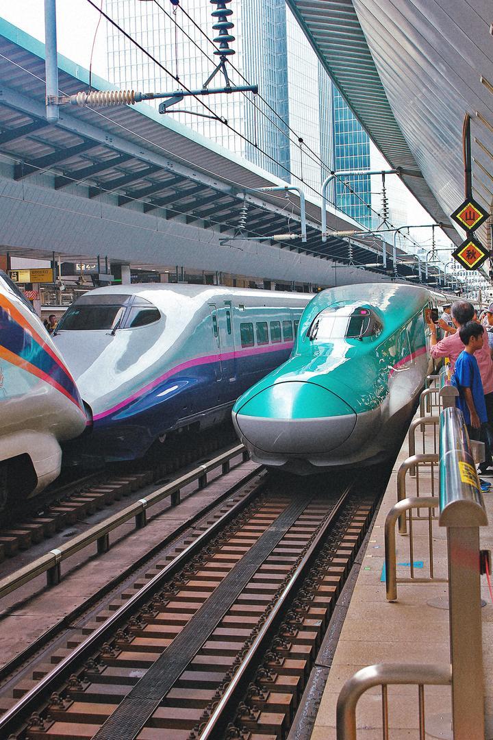 Sado Tokyo Shinkansen