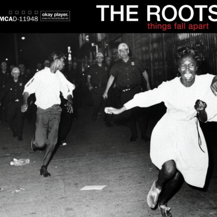 The Roots Things Fall Apart Cover