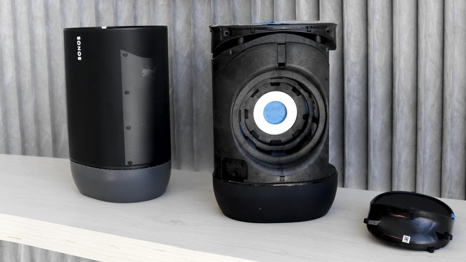 Sonos Move Prototype