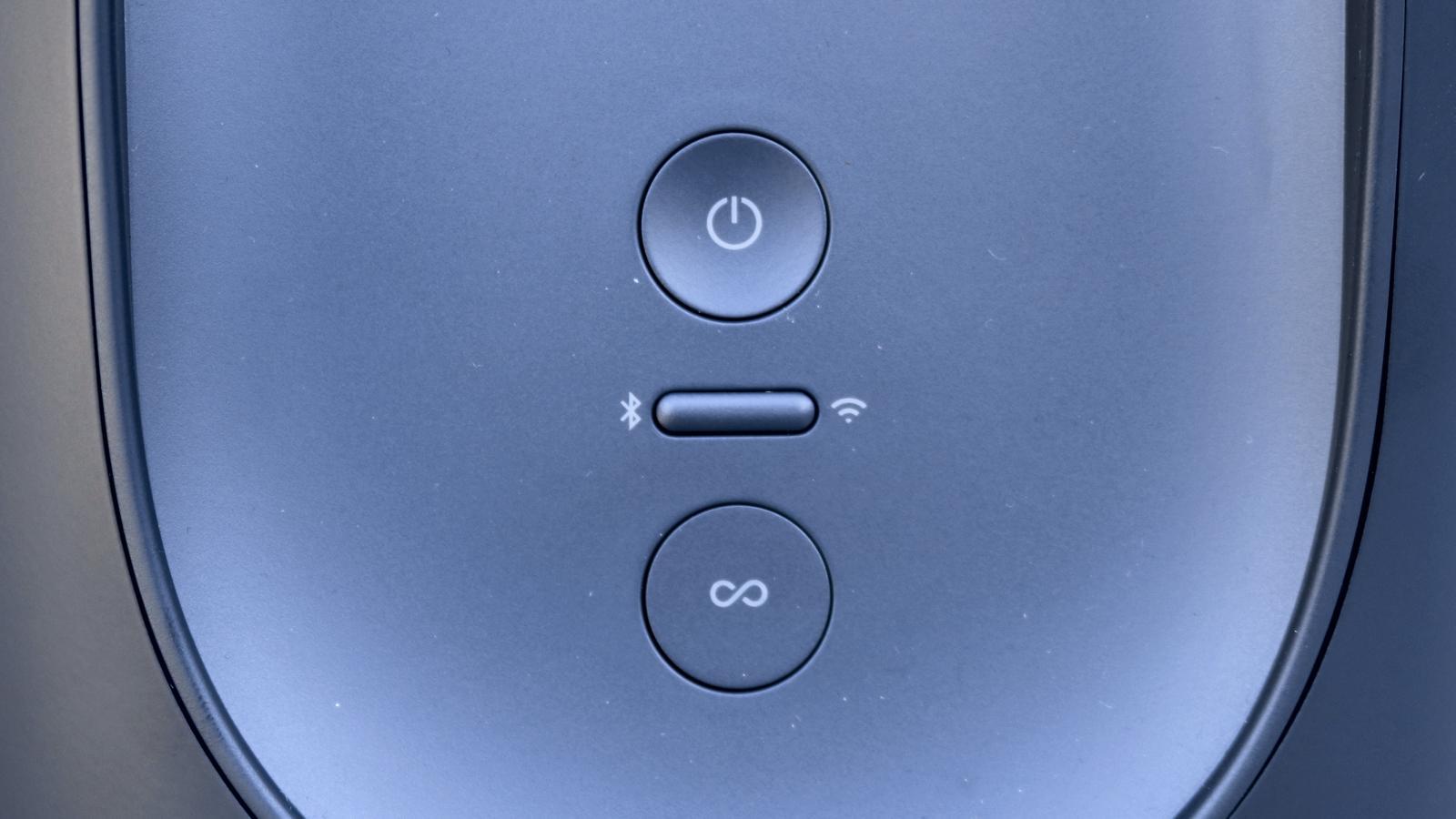 Sonos Move Rückseite Bluetooth