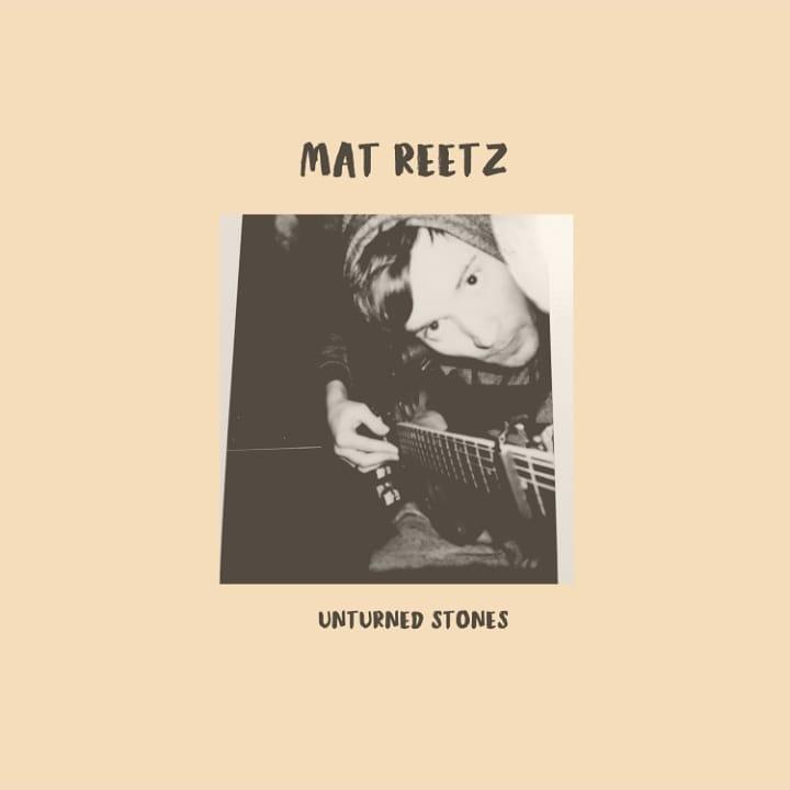 Mat Reetz Unturned Stones Cover