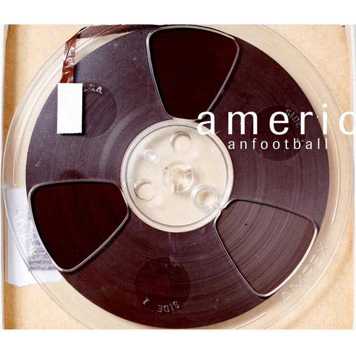American Football One Year Demos Cover