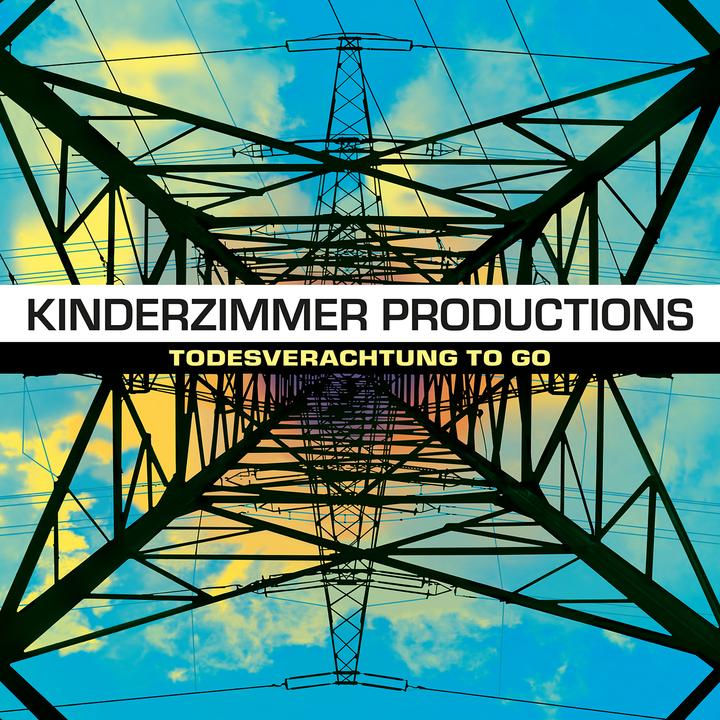 Kinderzimmer Productions Todesverachtung To Go Cover