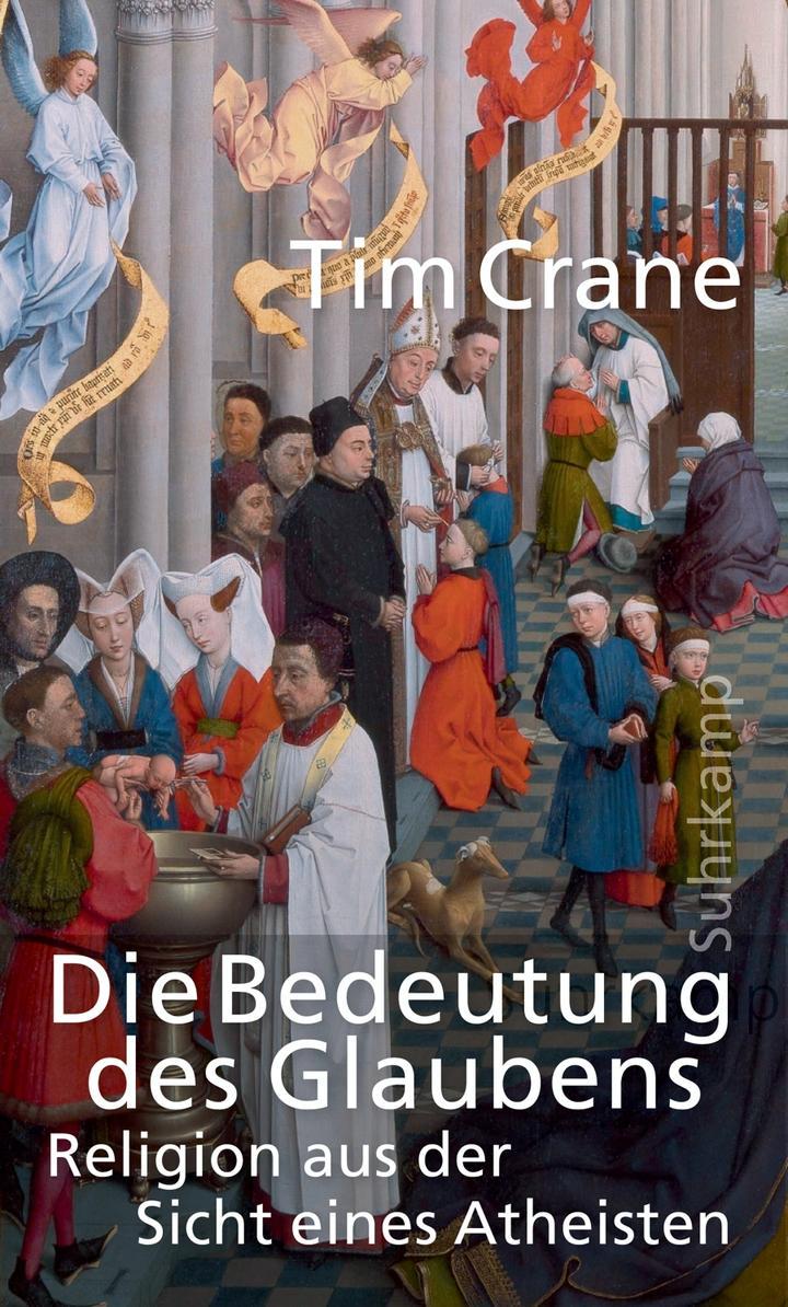 Pageturner Februar 2020 Tim Crane – Die Bedeutung des Glaubens Cover