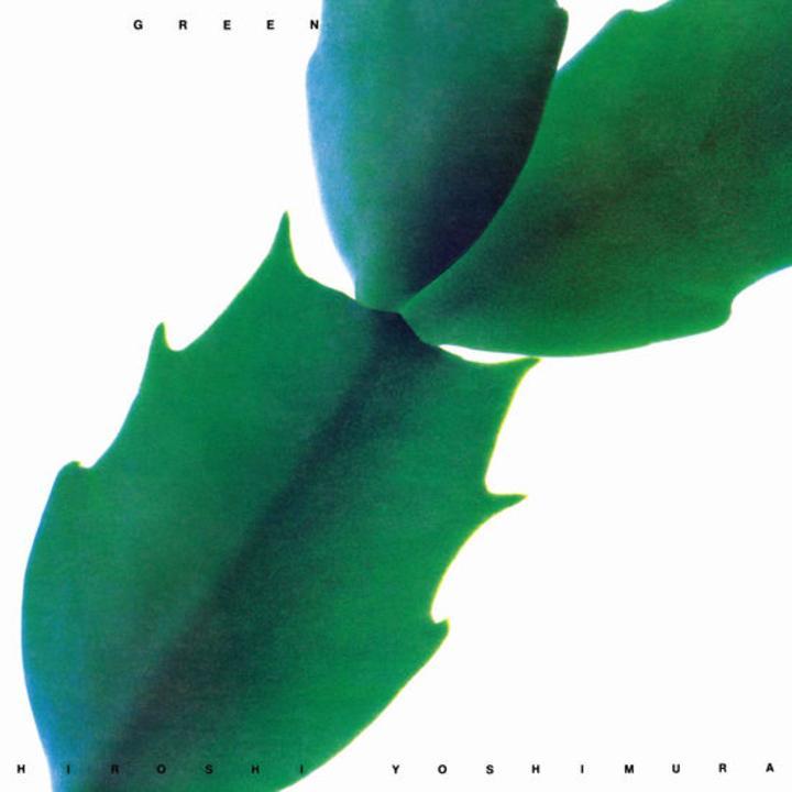 Hiroshi Yoshimura Green Cover