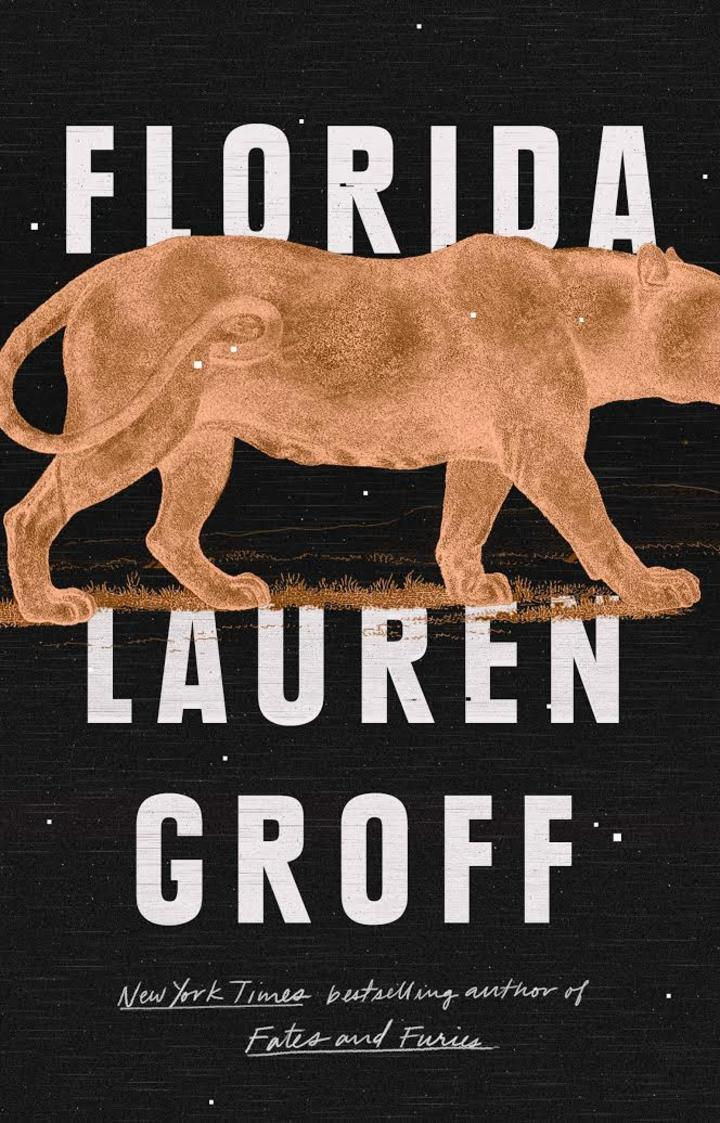 Lauren Groff – Florida – Cover