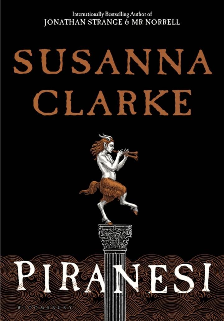 Susanna Clarke – Piranesi – Cover