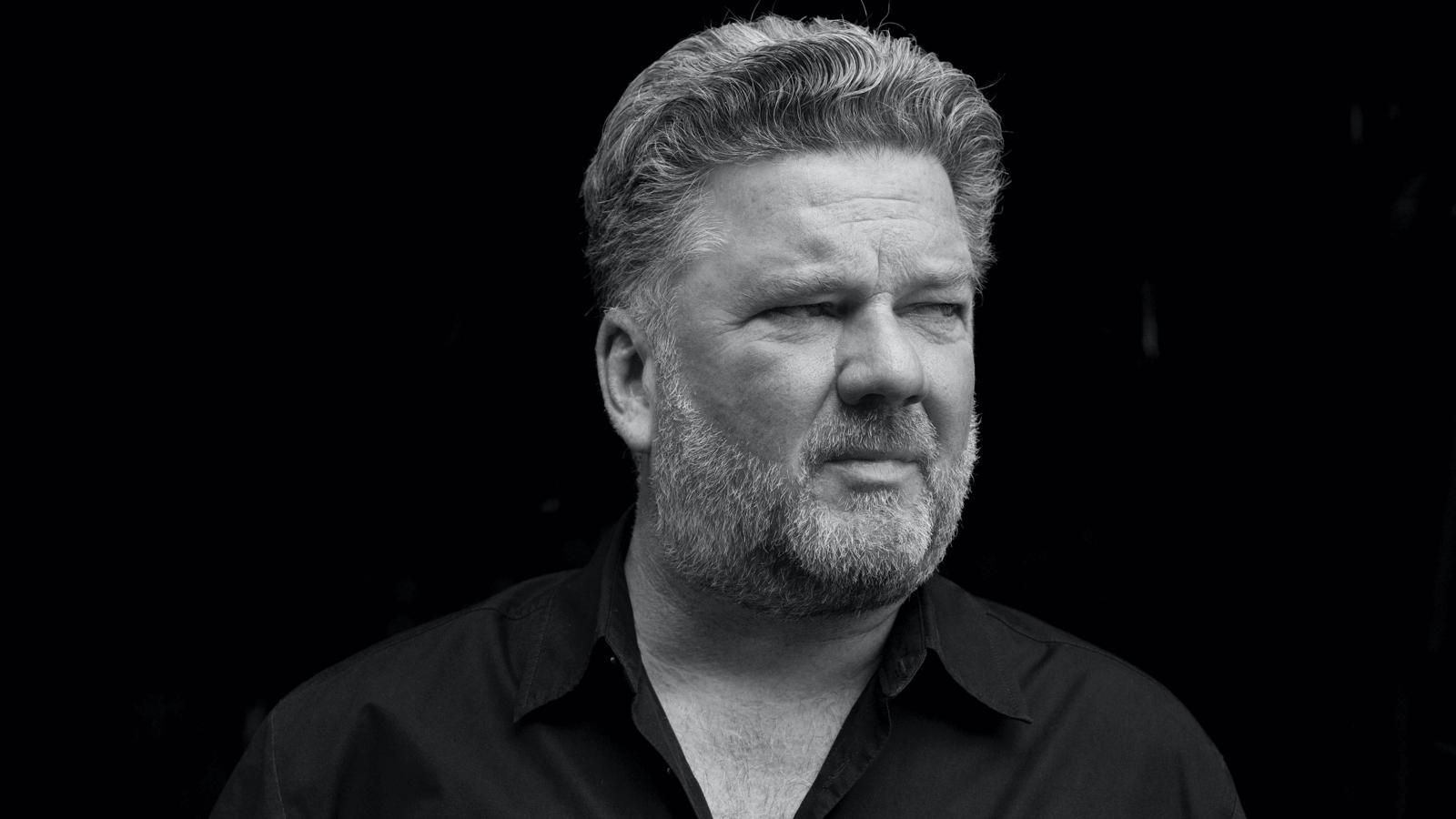 Pole Stefan Betke Portrait 2020