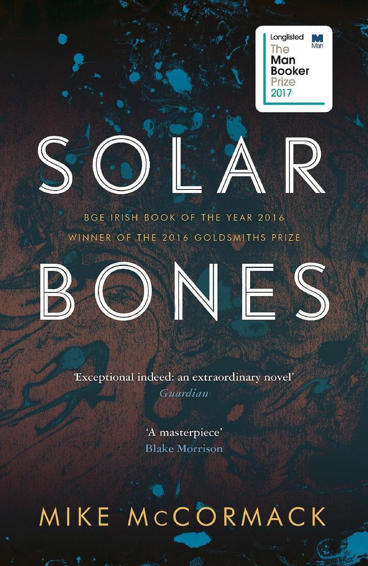 Pageturner Dezember 2020 - Mike McCormac - Solar Bones