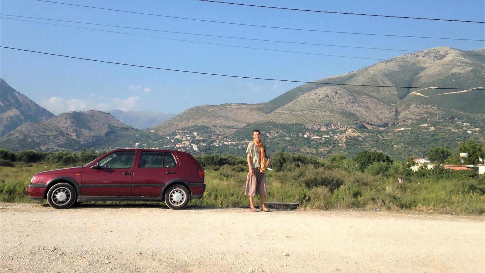 Per Anhalter durch den Balkan - Geschichten vom Beifahrersitz, Teil 1: Serbien