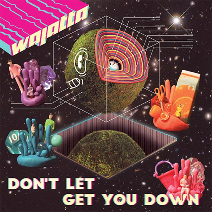 Wajatta Don't Let get You Down Artwork