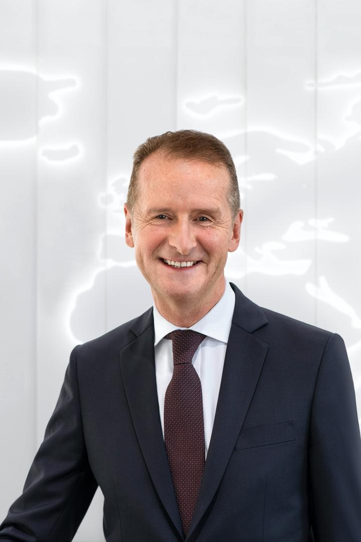 UDC 4 8 Herbert Diess Volkswagen
