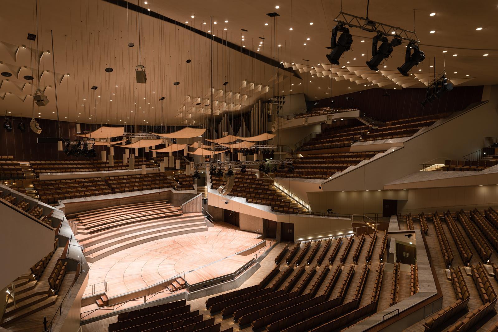 Philharmonie Großer Saal Peter Adamink